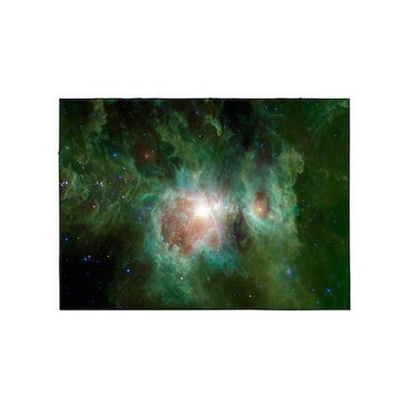 Cosmic Hearth 5'x7'Area Rug
