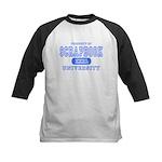 Scrapbook University Kids Baseball Jersey