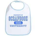 Scrapbook University Bib