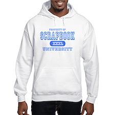 Scrapbook University Hoodie
