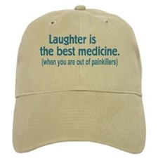 Is Laughter Best Medicine? Cap