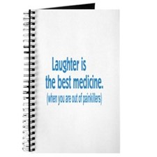 Is Laughter Best Medicine? Journal