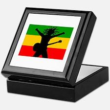 Bob Flag Keepsake Box