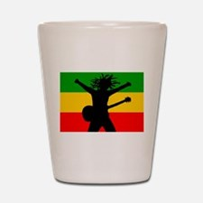Bob Flag Shot Glass