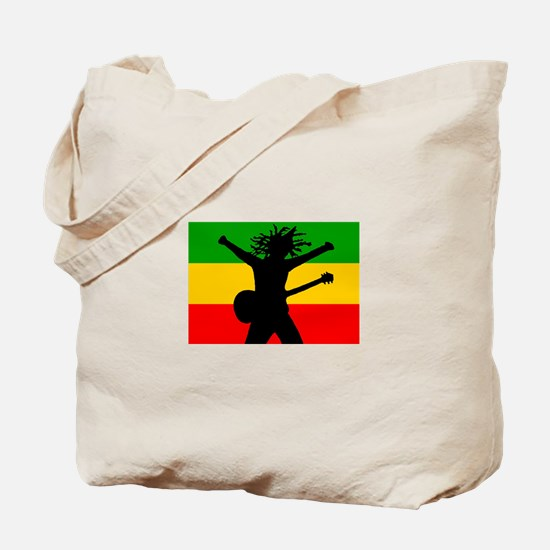 Bob Flag Tote Bag