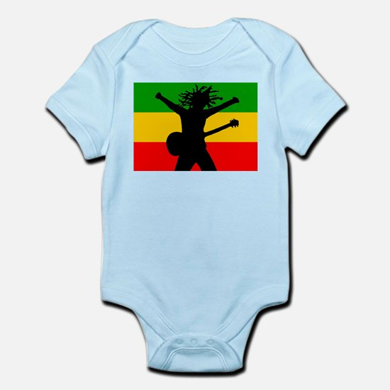 Bob Flag Body Suit