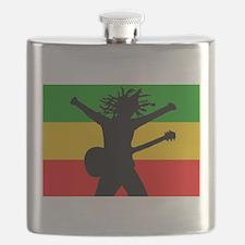 Bob Flag Flask