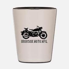 Bronson Moto Mfg. Shot Glass