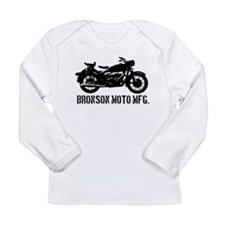 Bronson Moto Mfg. Long Sleeve T-Shirt