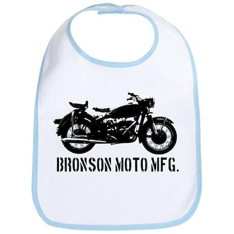 Bronson Moto Mfg. Bib