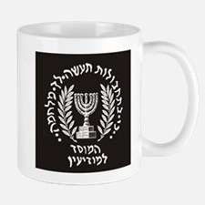MOSSAD Small Mug