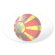 Macedonia Football Decal