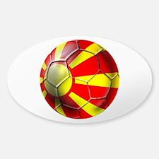 Macedonia Football Decal