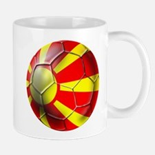 Macedonia Football Mug