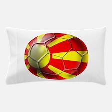 Macedonia Football Pillow Case