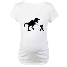 Gone Squatchin with T-rex Shirt