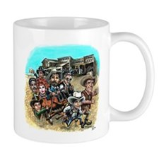 bruton1 Mugs