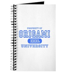 Origami University Journal
