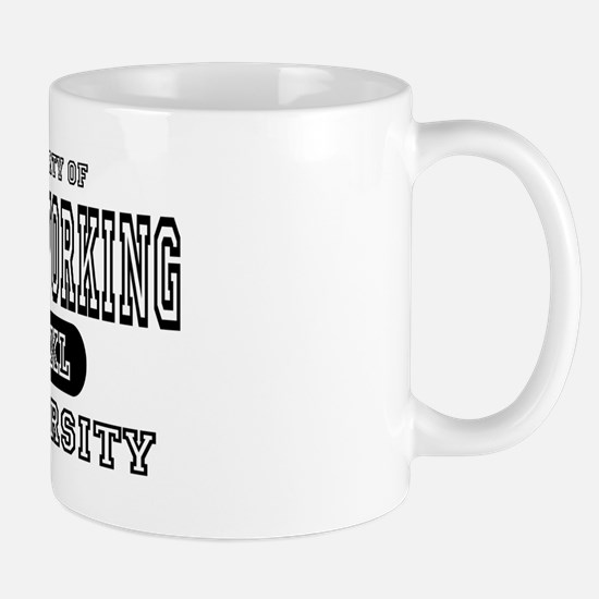 Metalworking University Mug