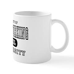 Metalworking University Mug