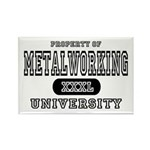 Metalworking University Rectangle Magnet (10 pack)