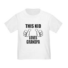 This Kid Loves Grandpa T
