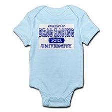 Drag Racing University Infant Bodysuit