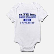 Drag Racing University Infant Bodysuit