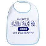 Drag Racing University Bib