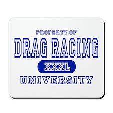 Drag Racing University Mousepad