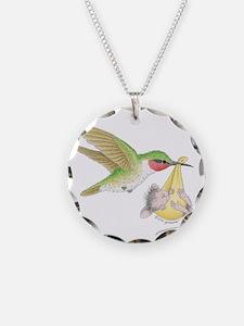 A Birdie Told Me Necklace