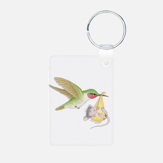 A Birdie Told Me Keychains
