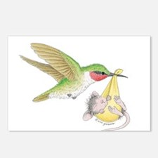 A Birdie Told Me Postcards (Package of 8)