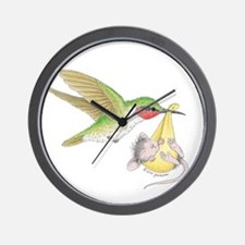 A Birdie Told Me Wall Clock