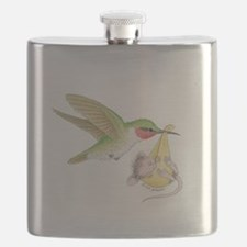 A Birdie Told Me Flask