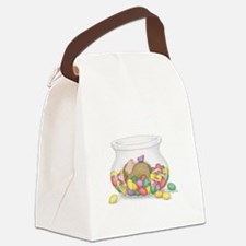 Sweet Sensation Canvas Lunch Bag