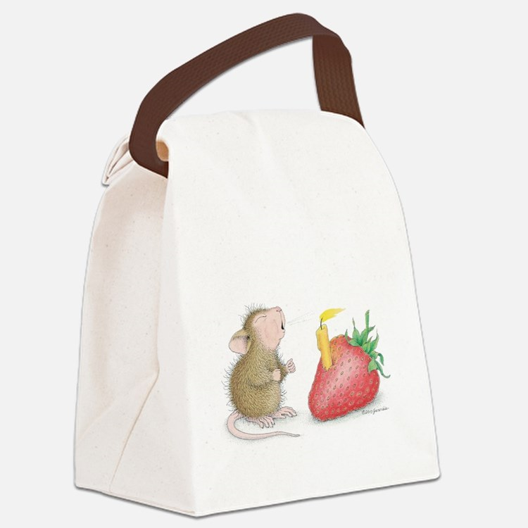 Full of Hot Air Canvas Lunch Bag