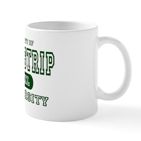Drag Strip University Mug
