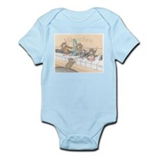 Mice Symphony Infant Bodysuit