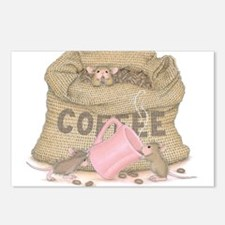 The Need for Caffeine Postcards (Package of 8)