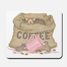 The Need for Caffeine Mousepad