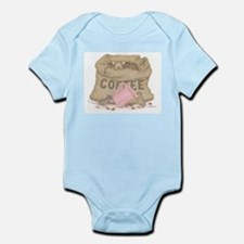 The Need for Caffeine Infant Bodysuit