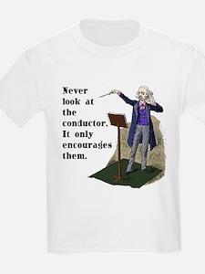 Conductor Kids T-Shirt