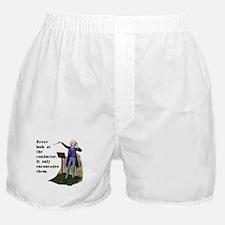 Conductor Boxer Shorts
