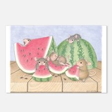 Full of Melon Postcards (Package of 8)