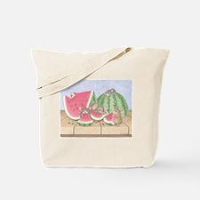 Full of Melon Tote Bag