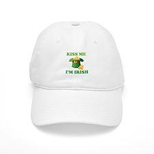 Kiss Me Im Irish St Patricks Day Baseball Baseball Cap
