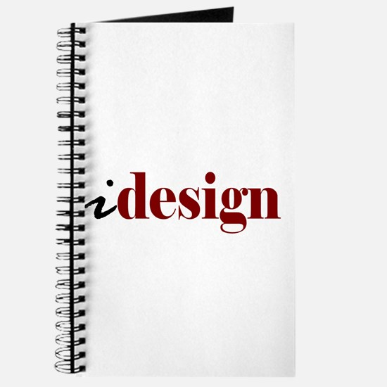 "I ""Design"" (red) Journal"