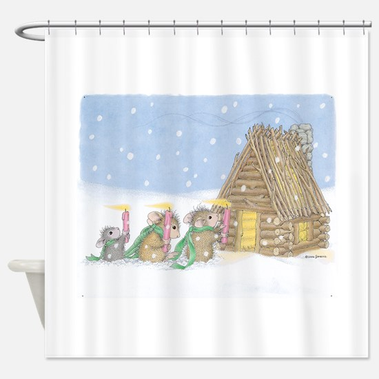 Candlelit Voyage Shower Curtain