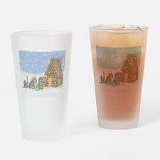 Candlelit Voyage Drinking Glass